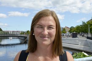 Clara Markeby, 26, studerande, Umeå: