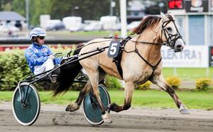 Rikard Skoglund gick bra på Romme.