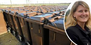 Över 3 000 hushåll ska få bruna soptunnor i höst.