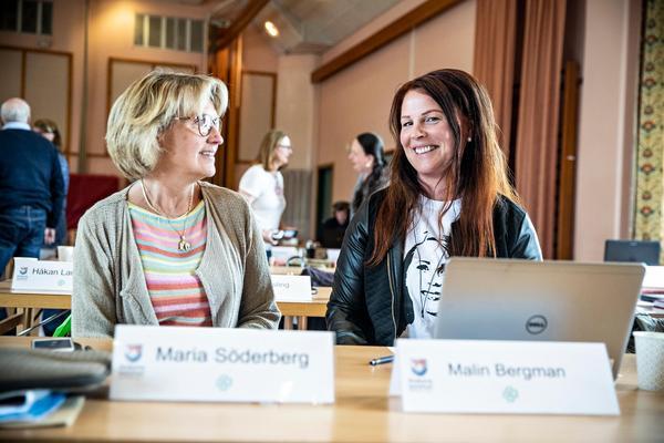 Nu är det klart. Från 1 augusti kommer Malin Bergman fullt ut vara Centerpartiets första namn i Krokom. Maria Söderberg lämnar vidare stafettpinnen efter 12 år som kommunalråd och ordförande i kommunstyrelsen.