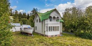 Det här huset i Ocke klickades mest i länet på Hemnet förra veckan. Foto: HusmanHagberg
