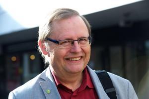 Riksdagsledamot Jan Lindholm (MP) Falun. Foto: Kjell Jansson