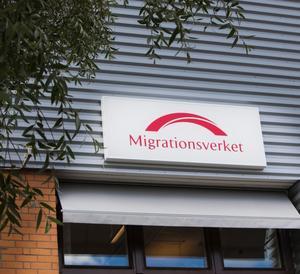 Arkivbild. Ett av Migrationsverkets kontor.