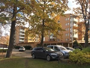Balder, som är ett så kallat 65+-boende, ligger centralt i Nynäshamn.
