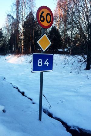 Nya sträckningen blir 2,7 kilometer, till större delen 60-väg.