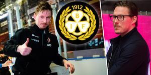 Johan Holmqvist erbjöds målvaktstränar-tjänsten i Brynäs. Foto: Bildbyrån.