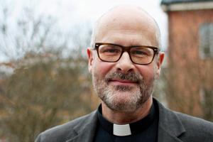 Paul Hansson, kyrkoherde i Hallstahammar-Kolbäck församling.