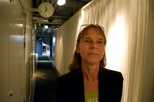 Lisa Hugoson vill göra mer teater i Borlänge.