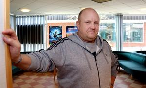 Thomas Simonsson hade gärna sluppit höra fler avvecklingsplaner för Ånge.