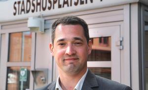 Daniel Adborn (L), kommunalråd och ordförande i miljö- och samhällsbyggnadsnämnden. Foto: NP/arkiv