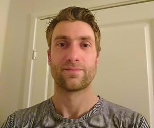 Daniel Selarö är ungdomsledare och kassör i Ramnäs cykelklubb – och årets mottagare av idrottsstipendium.