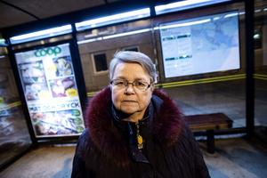 Marianne Lundblad är 69 år och har åkt buss regelbundet sedan 14 års ålder.