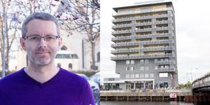 Göran Herdin, chef för tillståndsenheten, kommenterar besluten som rör bland annat skybaren på Fullriggaren.