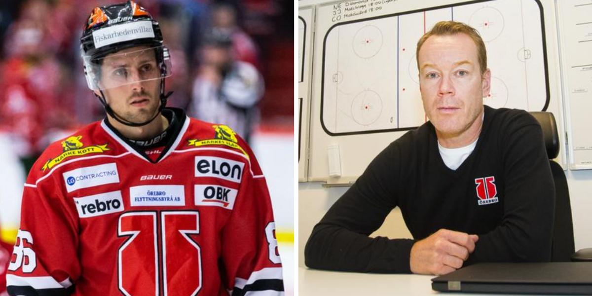 """Örebrotränarens svar om förstärkningar – och den ovanliga spelarmarknaden: """"Planen är att hitta någon mer"""""""