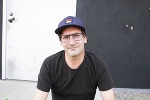 Niklas Bonnevier från Gulo Gulo Charcuterie tävlar i