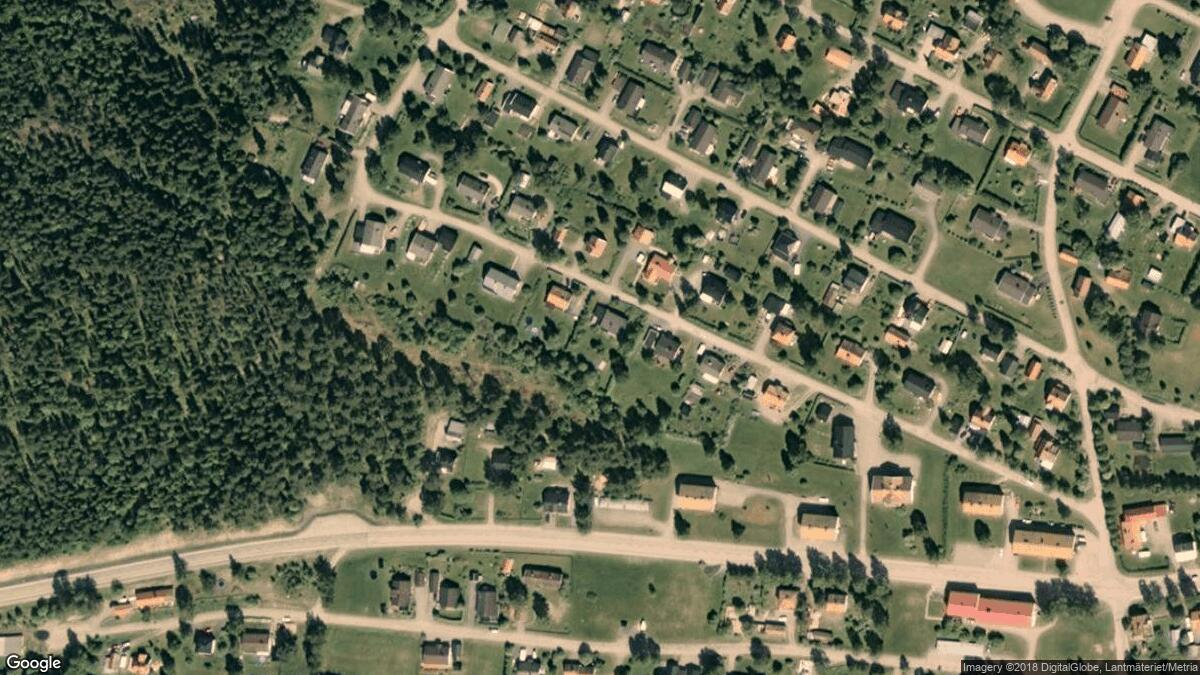 127 kvadratmeter stort hus i Gällö sålt till ny ägare