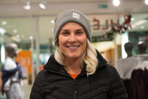 Isabelle Brandt, 21, studerande, Sundsvall.