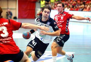 Tobias Bamberg är en av spelarna som nu lämnar VästeråsIrsta.