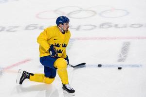 Anton Lander tackar nej till VM. Foto: Petter Arvidson (Bildbyrån).