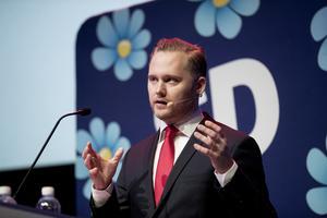Henrik Vinge (SD). Foto: TT