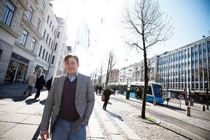 Rudolf Antoni är utredare och biträdande näringspolitisk chef på Fastighetsägarna.