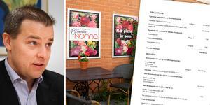 Konkursförvaltare Björn Myhrberg har gått igenom Nonnas räkenskaper. Större delen av tillgångarna är en fordran på ett av Thomas Eklunds andra företag.