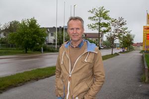Anders Eriksson anställdes i slutet av förra sommaren som gatu- och parkförvaltare i Söderhamns kommun.