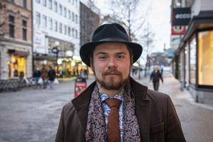 Andreas Salin, 23 år, idrifttagningsingenjör, Sundsvall.