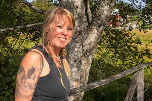 Erika Enckell vill göra det lättare att mötas för producenter och konsumenter av lokal mat i Härjedalen. Tillsammans med Pernilla Eriksson, Hedeviken, administrerar hon Härjedalens rekoring.