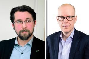 Hans Forsberg bemöter Marcus Bohlins ledare om Centerpartiet. Bild: Håkan Humla / Jan Olby