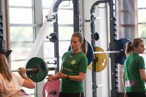 Det är inte klart på vilken position Emilia Aldengård kommer att spela i VSK.