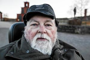 Kalle Bergström.