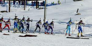 Under lördagen avgjordes masstarterna i Swecups avslutningshelg i Sveg.
