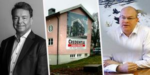 Jan-Olof Backman är ny på posten som styrelseordförande för bygg- och fastighetsbolaget Credentia efter Johans Ljungberg.