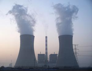 Roger Bydler menar att det händer allt för lite för att minska skadliga utsläpp. Foto: AP