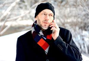 Regiondirektör Hans Wiklund har själv egna rötter i just Ådalen, men upplever inte han utsatts för några påtryckningar när det gäller sjukhusstriden i Sollefteå.