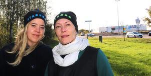 Stadsröra, med bland andra Sara Lindström och Helena Lambert, fokuserar på det område vid Stockholmsvägen som ska bli en helt ny stadsdel, i sitt nya projekt.