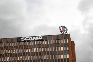 Scanias huvudkontor.
