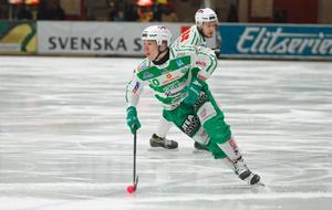 Ted Bergström hoppas vara tillbaka på isen snart.