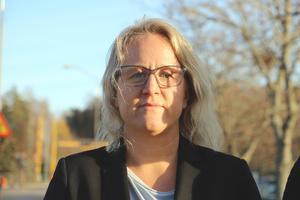 Karin Lidman, vd på Arbesko i Kumla.