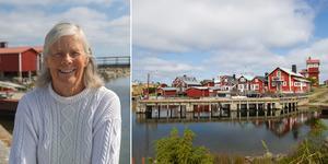 Margareta Berglund är värdinna på Rönnskär vandrarhem sedan 2012.