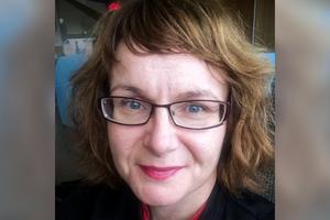 Susanna Andersson ser positivt på utvecklingen inom Region Gävleborg. Foto: Privat.