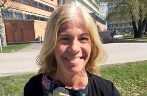 Pernilla Wedin, 49, regionschef, Sundsvall: