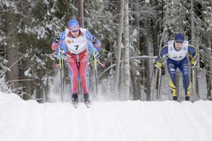 Tom Fahlén och Magnus Hedlund sida vid sida.