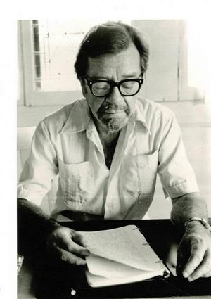 John Williams fick aldrig uppleva sitt stora litterära genombrott. Det kom efter hans död.
