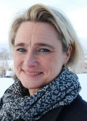 Kommunalråd Annette Riesbeck (C), Rättvik