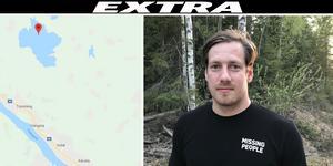 Daniel Viklund, operativ chef, Missing People.