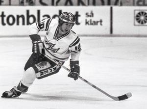 Tommy Själin Foto: Bildbyrån Arkiv