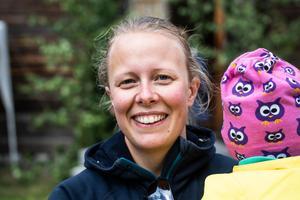 Ronja Mäkitalo, 29, svettsare, Luleå.