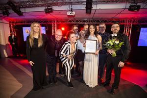 Årets butik blev Mattemplet i Sollefteå AB/ICA Kvantum.